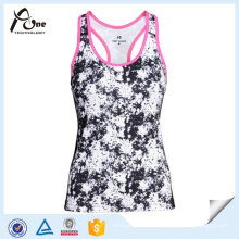 Wholesale Senhora Ginásio Singlets Fitness Wear