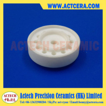 Machinable Glass Ceramic Structural Parts