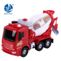 Funny Toys for Kids Wholesale Electric Bubble Cement Trucks