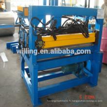 Machine coupeuse pour bobine en acier haute qualité