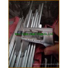 Barre ronde en acier inoxydable 304L, 310S, 316L, 904L
