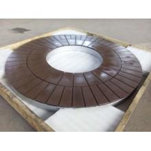 Oberflächenschleifscheibe für Pumpenventilteile