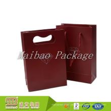 Fördernde gute Kunstfertigkeits-kundenspezifische kleine Recyclingpapier-indische Hochzeits-Geschenk-Taschen