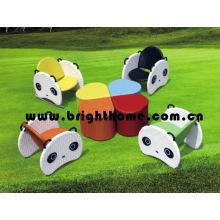 Muebles para niños de Panda Happy Time