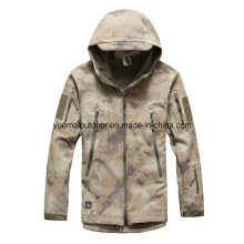 Армия Водонепроницаемая и дышащая куртка Softshell в Atacs