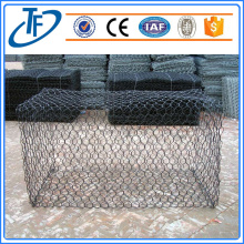 Doppelte Torsion Wire Mesh Gabion Matratze