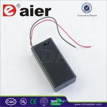 Daier mit Schalterabdeckung 9V Batteriehalter