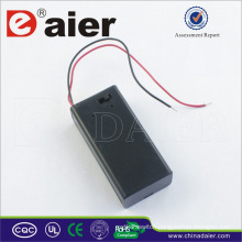 Daier with switch cover wire 9V Battery holder