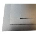 Hoja de material de grafito reforzado con metal