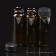 27 * 80 ml 30 tornillo marrón botella de boca