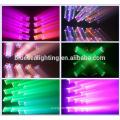 Pro этап свет 25x12w rgbw 4in1 большой луч светодиодной матрицы движущейся головной свет