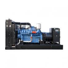 Generador diésel alimentado por MTU 1000kVA-3000kVA