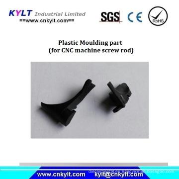 CNC máquina tornillo de la varilla de plástico de impacto parte