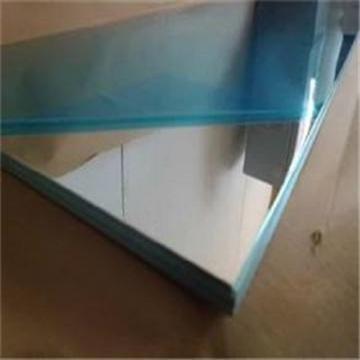 con lámina azul de aluminio 1060 placa