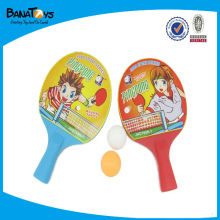 Wholesale product for kid pingpong racket sport toy set