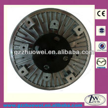 Auto Radiator Small Fan Clutch For 2002 Year Mazda WL21-15-150 / WL81-15-150A