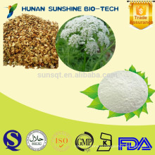 ISO&GMP manufacturer supply 98% Cnidiadin Osthole /Common Cnidium Extract Fructus Cnidii Extract(SHE CHUANG ZI)
