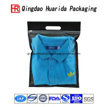 Direct Factory Plastic Short Shirt Clothing Packing Bag