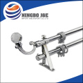 Metal Curtain Rod With Crystal Curtain Final