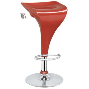 Modernes rotes ABS-Material für Barhocker (TF 6007)