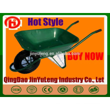 WB6400 industrial Garden construction power wheelbarrow