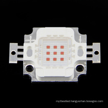 6-7v 10w Yellow led chip Integrated High Power LED Bead