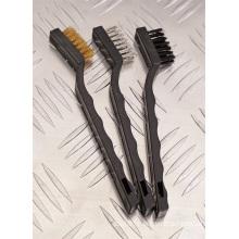 Brush Mini Wire Brush Set for Construction Log Color