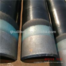 Tuyau d'acier pour service pétrolier de haute qualité