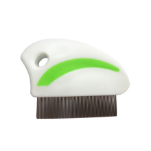 OEM manufacturer custom for Pet Flea Comb Fine-tooth Lice Removal Combs export to Cameroon Supplier