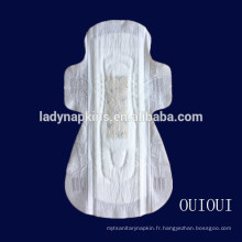 Most absorbent fragrance maxi women pad sanitary napkin italy