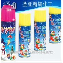 China supplier Christmas snow spary and wedding party string
