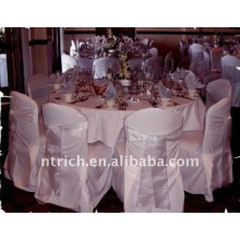 Standard banquet chair cover,CT014 polyester material,durable and easy washable