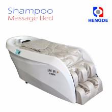 Shiatsu terapia masaje corporal cama salón de belleza equipos / cama de masaje térmico