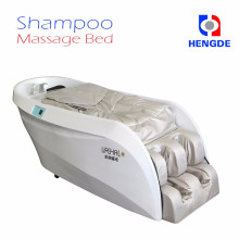 Shiatsu therapy body massage bed beauty salon equipment / thermal massage bed