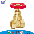 forged italy brass rubber seal gate valve