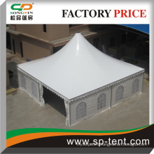 7*7 Waterproof PVC Fabric outdoor pagoda tent