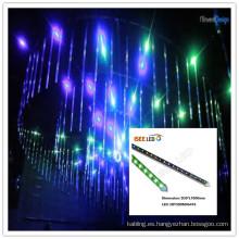 SPI video 3D LED tubo disco luz
