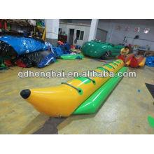 bateau de banane gonflable de 6 personne PVC à vendre