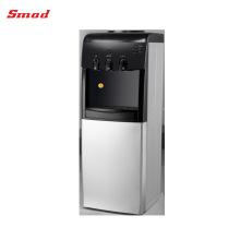 Wasserkühler, Standwasserspender, Kalt- und Warmwasserspender
