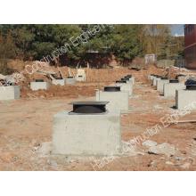 Base Isolation Bearing nach Nepal exportiert