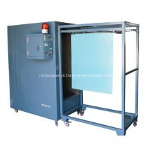 PS Placa máquina de giro (forno de alta temperatura)