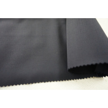 Plain Weave Black Wool Fabric for Suit