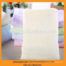 Wholesale toalhinha de bebê de fibra de bambu colorido