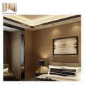eco-friendly bedroom decor woven wall paper with new design