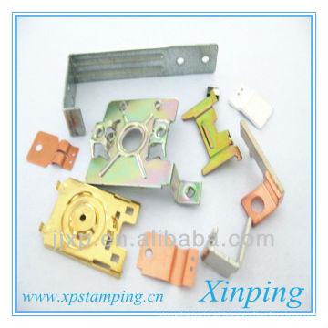 Oem peças de estampagem de alta precisão para série de termostato