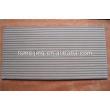 four étagères plaque réfractaire plaque creuse pour mosaïque 820x350mm