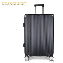 3 pieces abs travelling luggage bag suitcase
