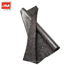 Housse de protection professionnelle non-tissé coton tissu tissu dacron rembourrage