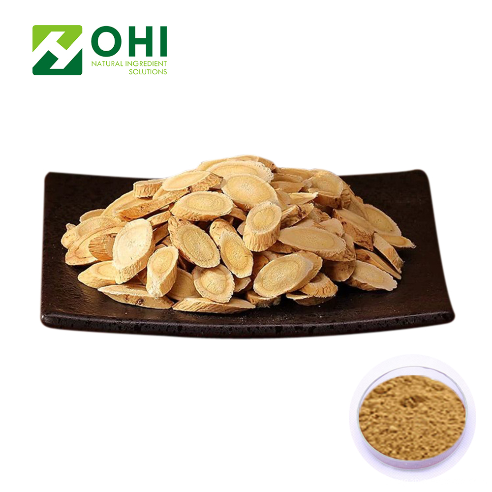 Astragalus Extract Astragaloside IV Toz