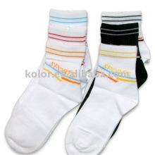 Хлопковые спортивные носки